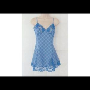 Victoria Secret cotton lace nightie size medium